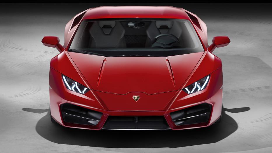 Meet The New Lamborghini Huracan Newsmobile