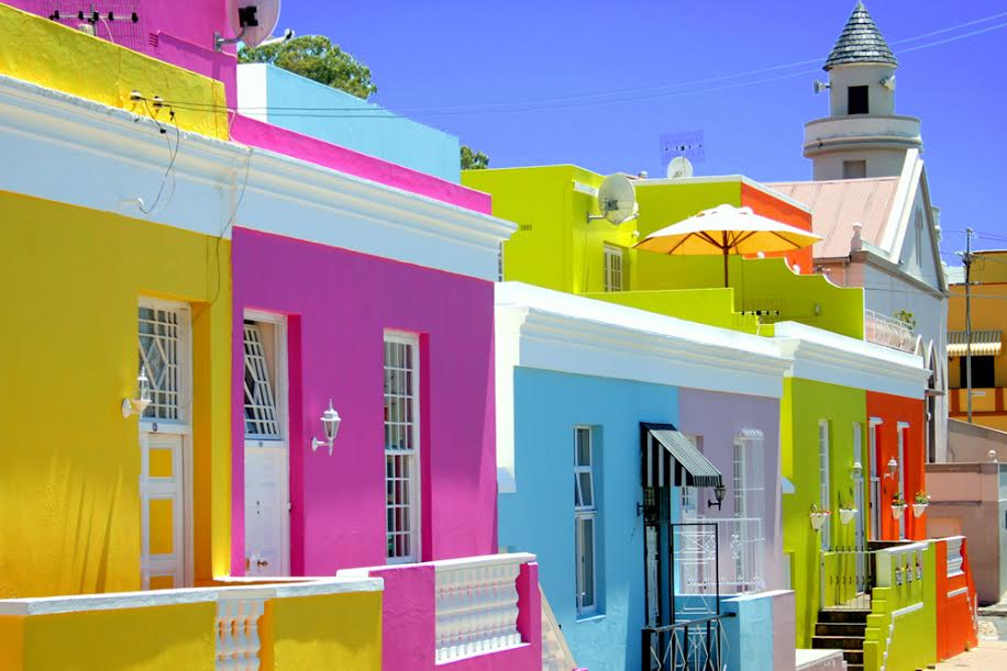 Bo Kaap-Cape Town, South Africa