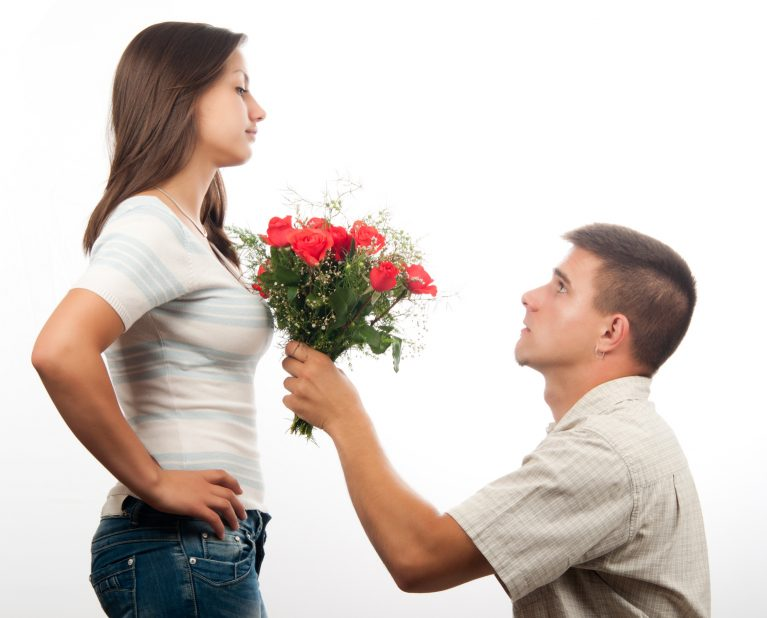 Resultado de imagen para man asking for forgiveness to his woman