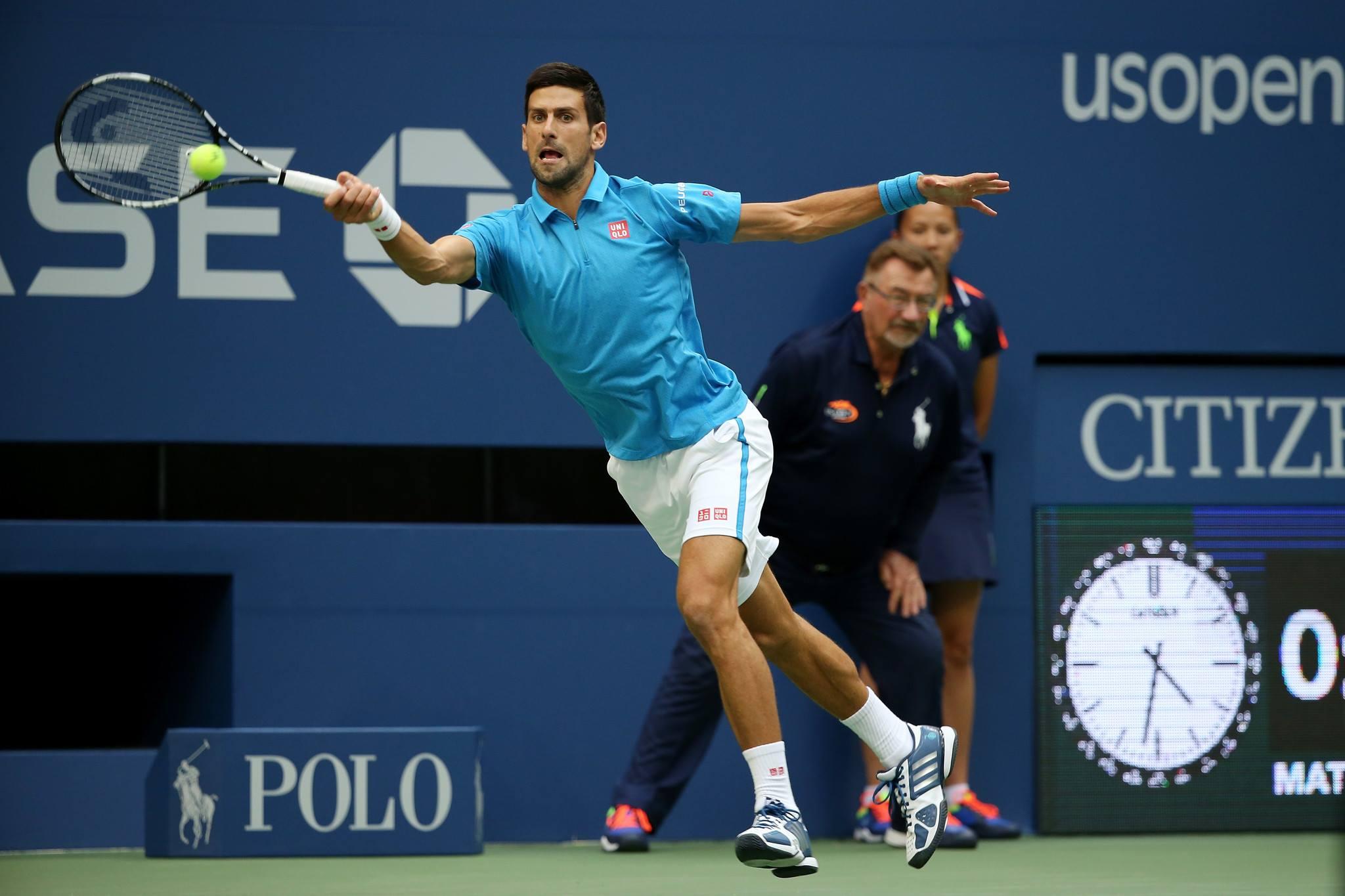 Stan Wawrinka, Novak Djokovic, US Open,