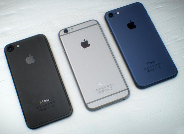Apple, iPhone 7, Apple watch, iOS, Mac,