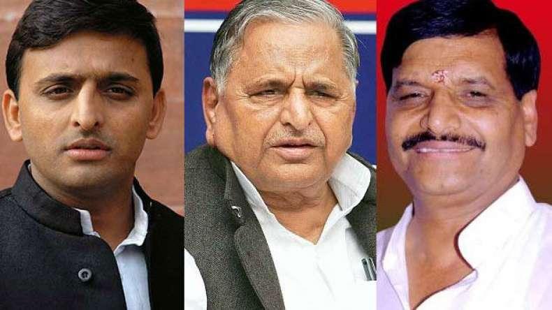 Mulayam Singh Yadav, Amar Singh, Shivpal Yadav, state cabinet,, Akhilesh Yadav, Uttar Pradesh, dispute, Samajwadi Party,