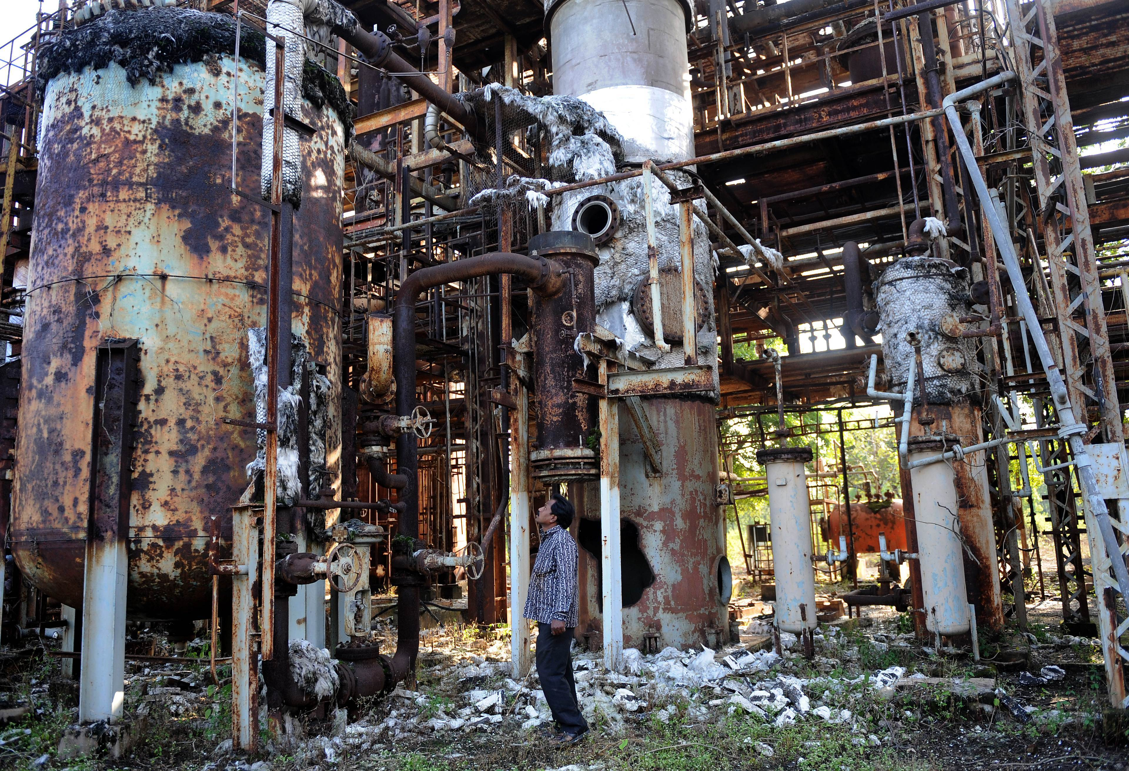 bhopal india chemical accident 1984 essay
