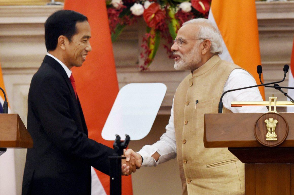 zero tolerance, Prime Minister, Narendra Modi, Indonesian, President, Joko Widodo, Muslim