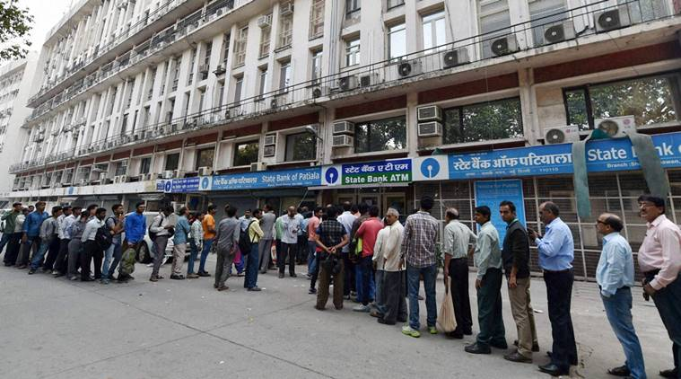 Demonetisation, Rakesh Chand, Central Reserve Police Force, CRPF, ATM, queues, Sushil Kumar