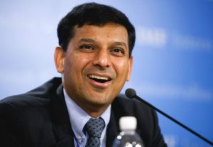 International Monetary Fund's Economic Counsellor and Research Department Director Raghuram Rajan answers a question during a press conference on the World Economic Outlook (WEO) at the Suntec Covention Center in Singapore September 14, 2006. The IMF and the World Bank normally meet once a year in the autumn for a two-day plenary session to discuss the work of their respective institutions. IMF Staff Photo/Stephen Jaffe