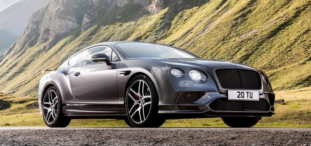 Detroit Auto Show, bi-turbocharged W12 engine, W12 engine, Bentley, Continental Supersports,