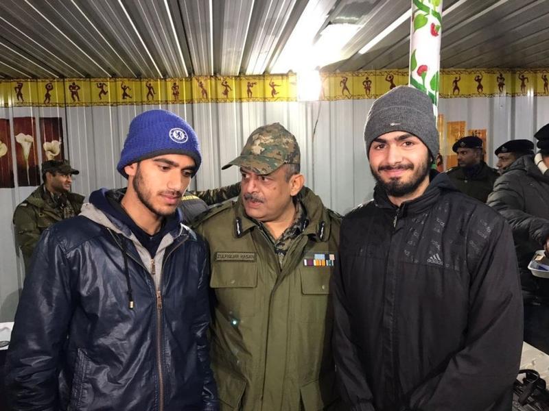 La Liga, Mohammed Asrar Rehbar, Basit Ahmed , Srinagar, Spanish league,