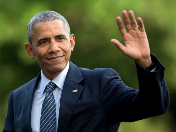 Donald Trump, Barack Obama, Chicago, George W Bush,