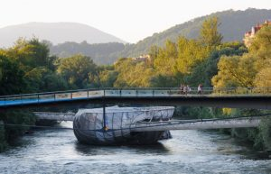 best-european-city-breaks-graz-murinsel