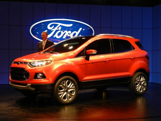 GST, Ford India, 23,470 units, demonetisation,