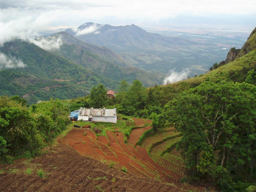 X Eco-tourismX Palani hills in Prakasapuram near KodaikanalX KarunaX PrashantiX Karuna Farms