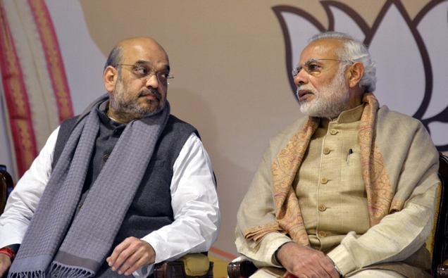 BJP, Parliamentary meet, budget session, BJP, Prime Minister, Narendra Modi, Amit Shah