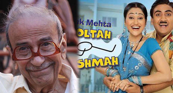 In 2008 SAB TV, a popular entertainment channel in India, started a show Taarak Mehta Ka Ooltah Chashmah that is based on his column and soon it became the flagship show of the channel.