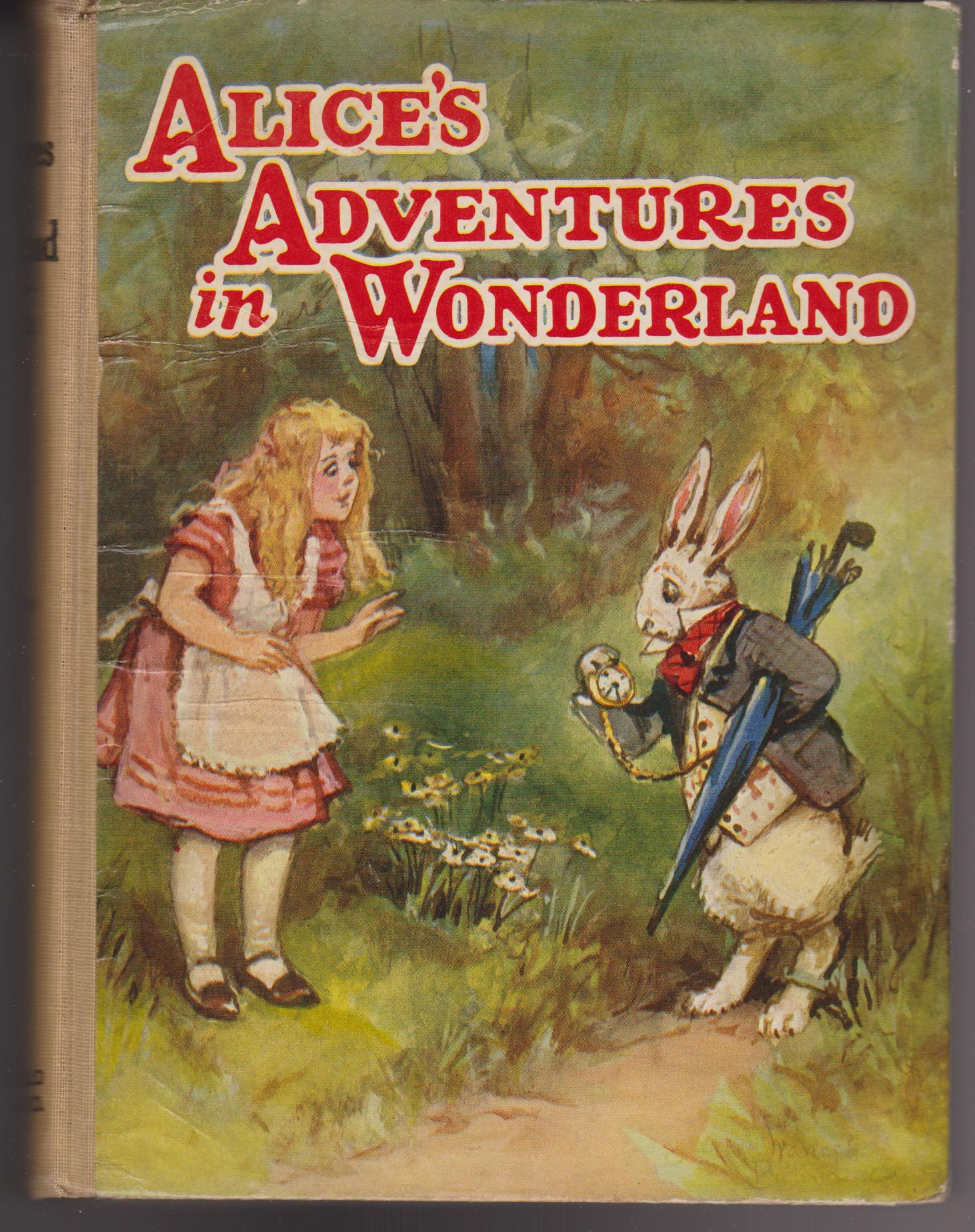 Alice's Adventures in Wonderland Summary