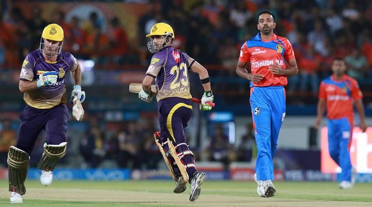 Kolkata Knight Riders, Gujarat Lions, Indian premier league, IPL, Kolkata,