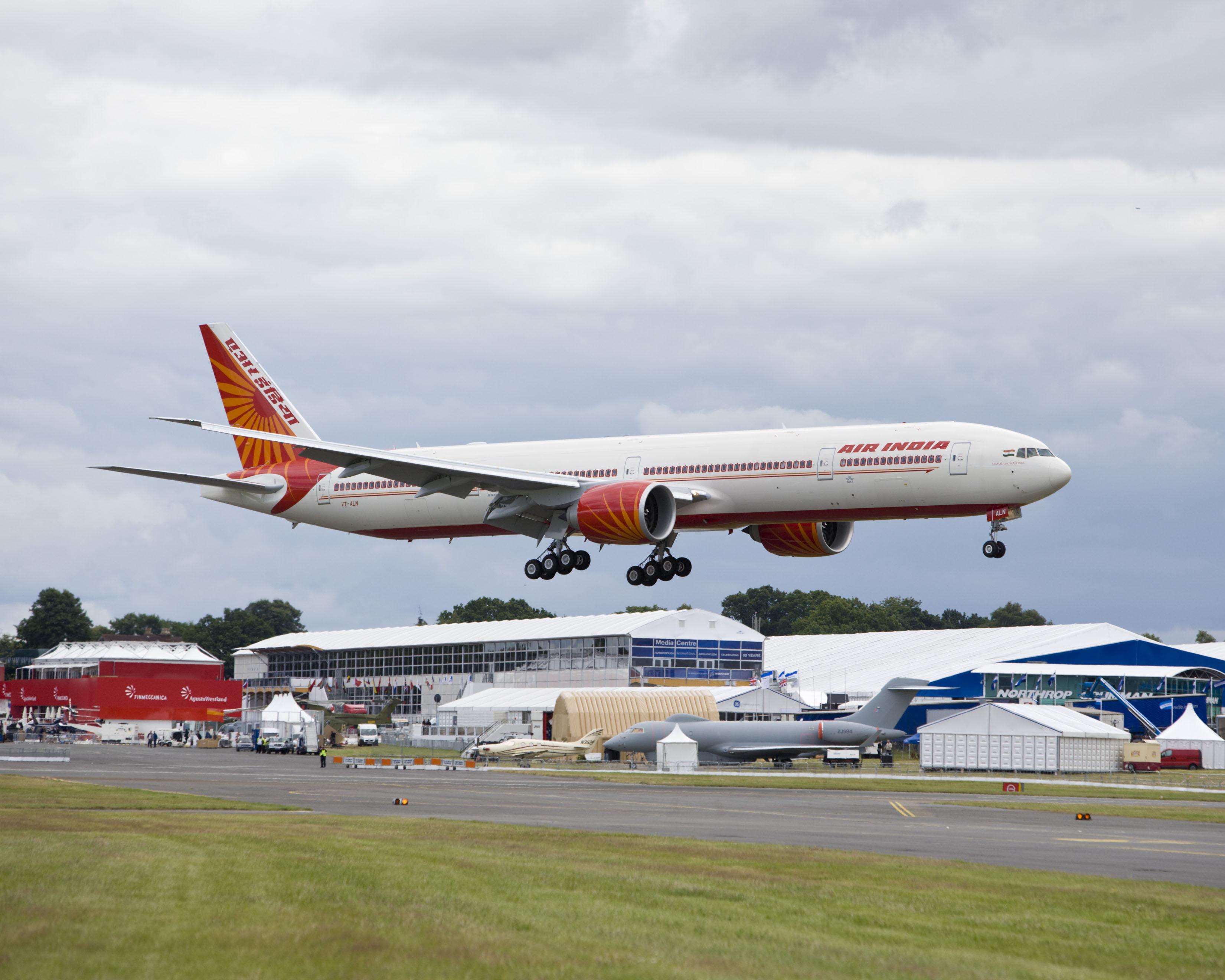 Air India, direct flight, Sweden, Delhi, Stockholm