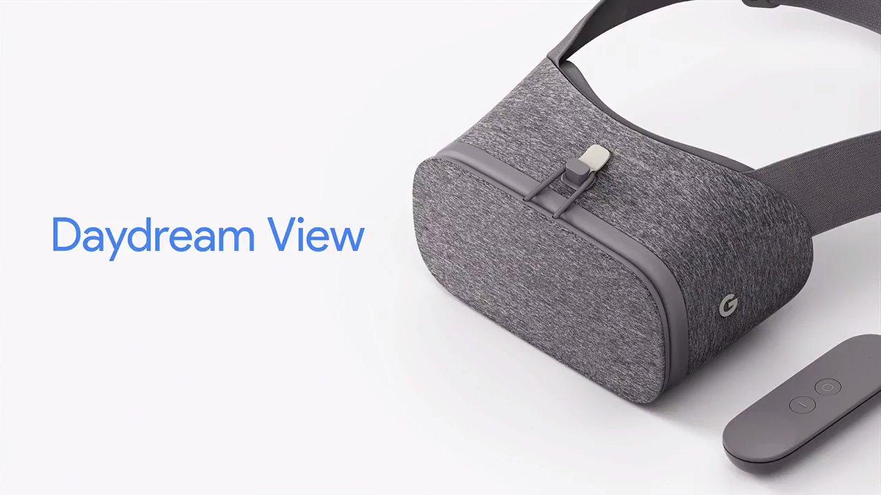Google's Daydream headset