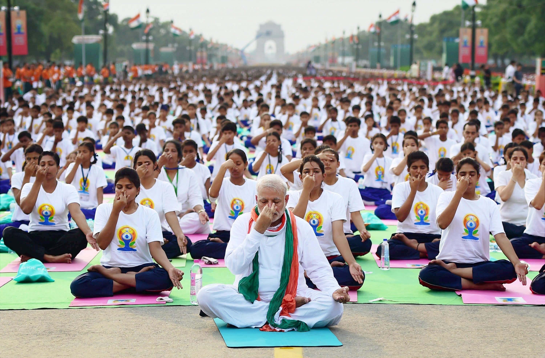modi-on-yoga-day