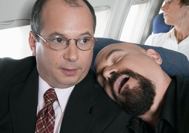 sleeping-passenger