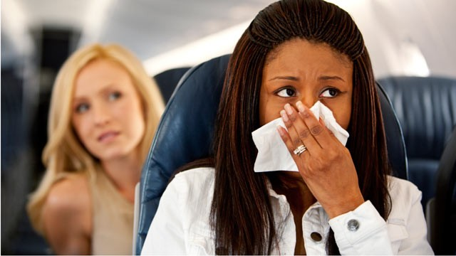 sick-person-on-plane