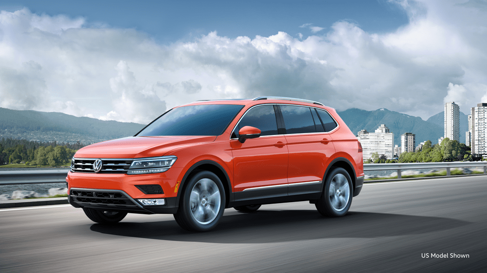 2018 volkswagen suv. contemporary 2018 all you need to know about the 2018 volkswagen tiguan for volkswagen suv