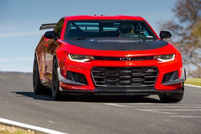 Chevrolet, Camaro, Chevrolet, Nurburgring, ZL1 1LE