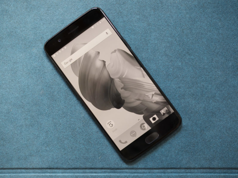 OnePlus 5 Reading Mode
