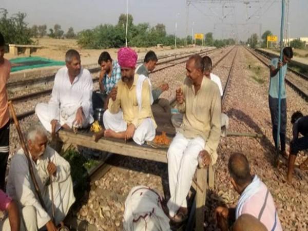 Nizamuddin-Kota Express, Kota-Patna Express, Jat agitation