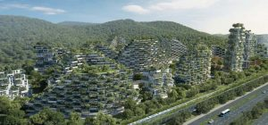 Vertical Forest City, China