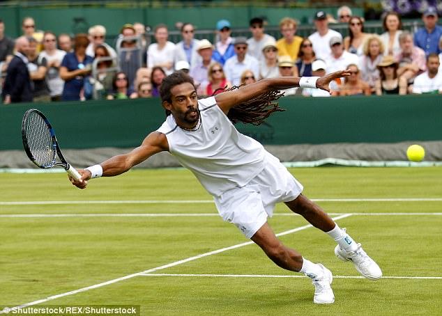 Wimbledon, Dustin Brown, tennis, best shot