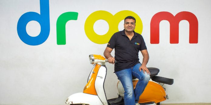 Droom, $20 million, Rs. 130 crores, Series C funding, Integrated Asset Management and Digital Garage