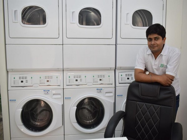 Laundromat culture, UClean, start up, start o sphere