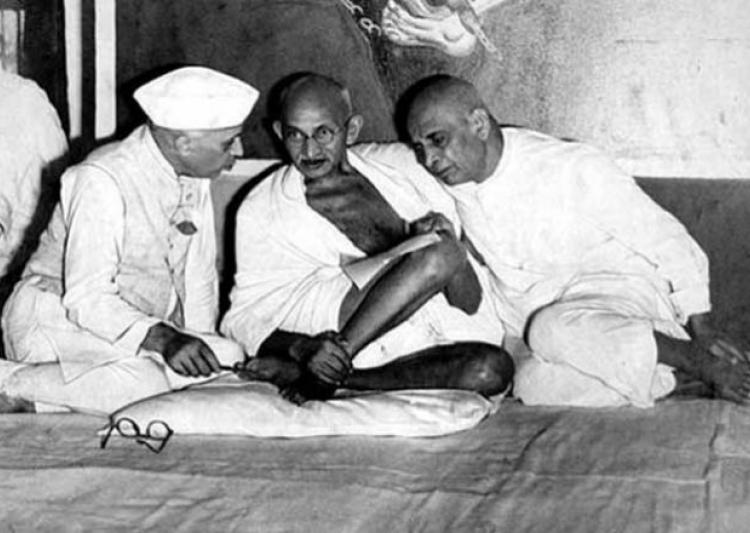 Sardar Patel, Jawaharlal Nehru, China, India, Letter