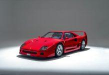 Classiche-Certified, Ferrari F40, sale, ₹7 crore, ₹8 crore
