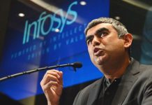 Vishal Sikka, email, Infosys, MD, CEO, Resign