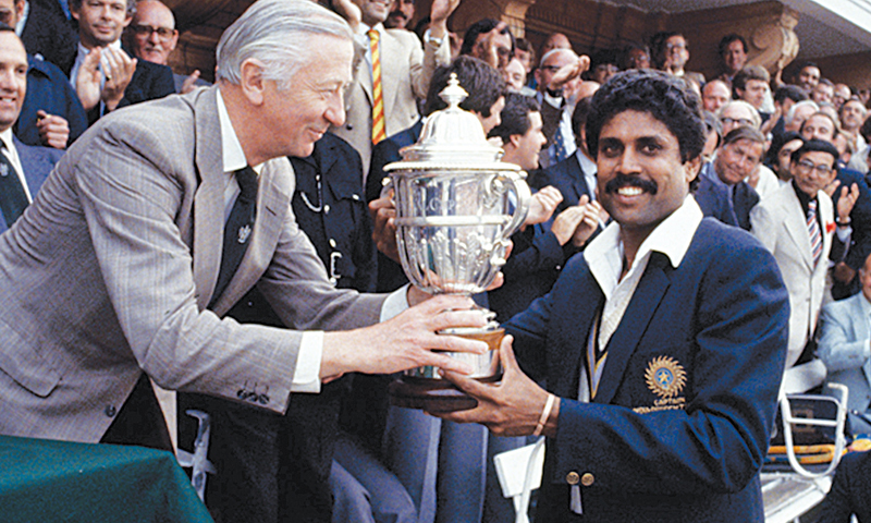 Image result for world cup won 1983 kabeer khan