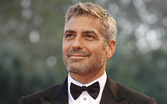 Image result for george clooney'
