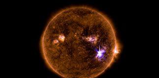 Sun, most powerful solar flare, solar flare, decade, News for kids, kids news, NewsMobile, India, mobile news, NASA