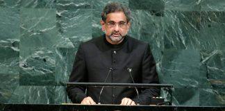 India, knockout punch, Pakistan, UNGA, United Nations, terroristan, Terror, Eenam Gambhir, Prime Minister, Shahid Khaqan Abbasi, NewsMobile, Mobile News