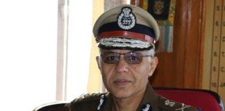 Avinash Mohananey, appointed, Director General, Sikkim Police