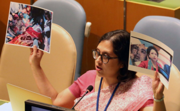 India, true face, Pakistan,UN, UNGA, United Nations, Maleeha Lodhi, Paulomi Tripathi, NewsMobile, Mobile News