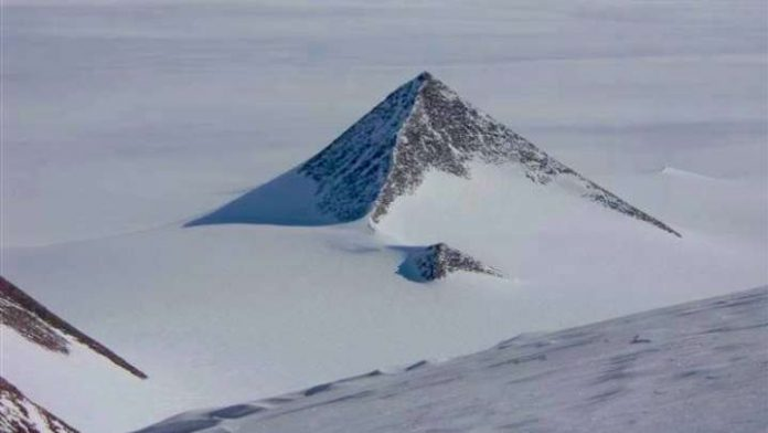 pyramids, Antarctica, prehistoric, history, snow covered, World, science, research, discovery