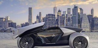 Jaguar, Future-Type, all-electric, concept car, 2040, NewsMobile, Mobile news, India, Auto