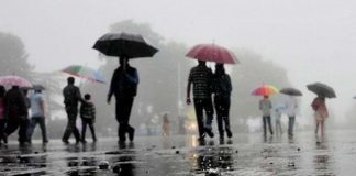 extreme rainfall events, urban flooding, Arabian sea, monsoon westerlies, low-pressure areas, central India, climate change