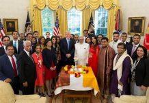 Diwali, Donald Trump, White House, Celebrations, Trump, US, US President, President, Celebrations