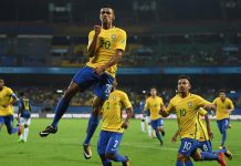 FIFA U-17 World Cup, Brazil, Germany, quarterfinal, FIFA U-17, World Cup, FIFA, Sports, NewsMobile, Mobile News, India