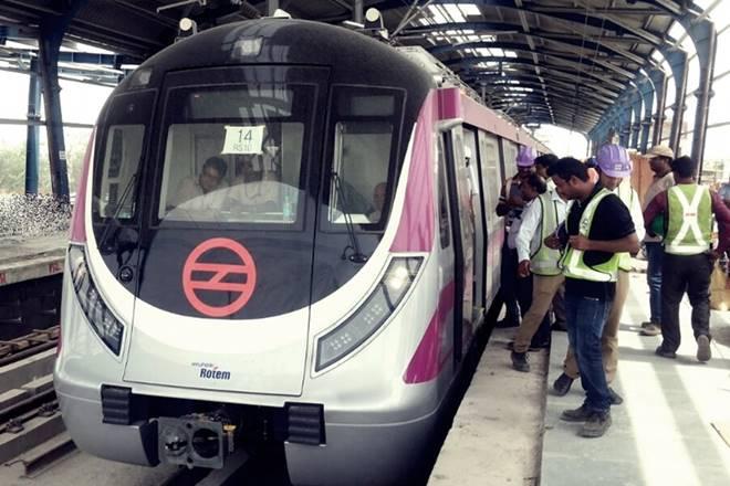 Delhi, New Delhi, Metro, Magenta Line, Travel, Noida, Gurgaon, Dwarka, New Delhi, NewsMobile