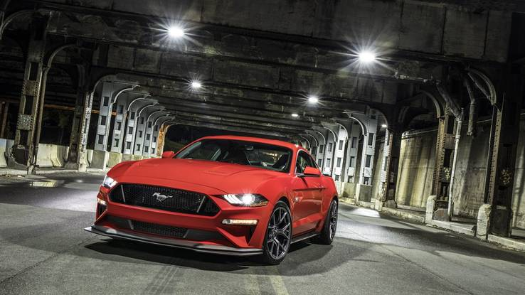 2018, Mustang GT, performance pack, Level 2, Ford, Auto, NewsMobile, Mobile News, India