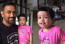 Dhoni, Ziva, Daughter, Cricket, Must watch, Videos, MS DhonI, Newsmobile